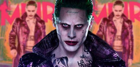 imagenes de joker nuevo nuevo trailer de el escuadr 243 n suicida con el joker de