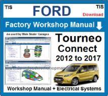 ford transit tourneo 2007 workshop service repair manual ford workshop manuals download workshop manuals