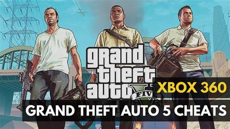 Grand Theft Auto 5 Xbox 360 by Grand Theft Auto 5 Cheats For Xbox 360 Gadget Review