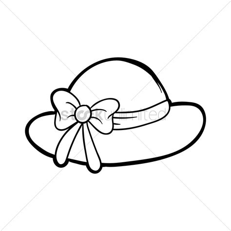 coloring pages of women s hats simple pages u hat coloring pages