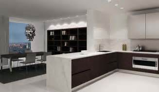 Modern Kitchen Decor by Contemporary Kitchens