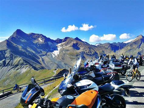 Motorrad Tour Gro Glockner by Motorradtouren Alt Gro 223 Glockner S 246 Lkpass