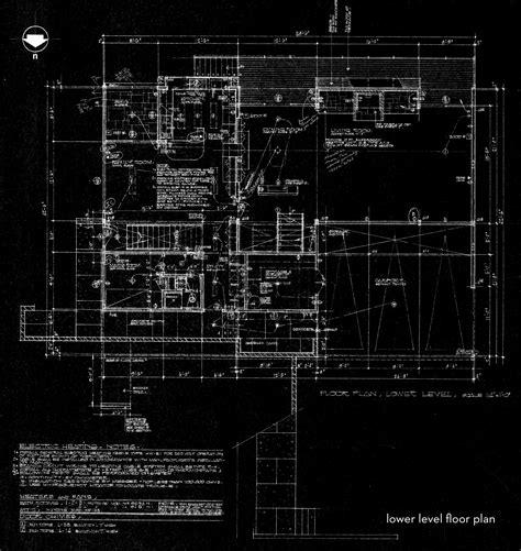 Floor Pln by Galeria De Resid 234 Ncia Kearsarge Kurt Krueger Architect 22