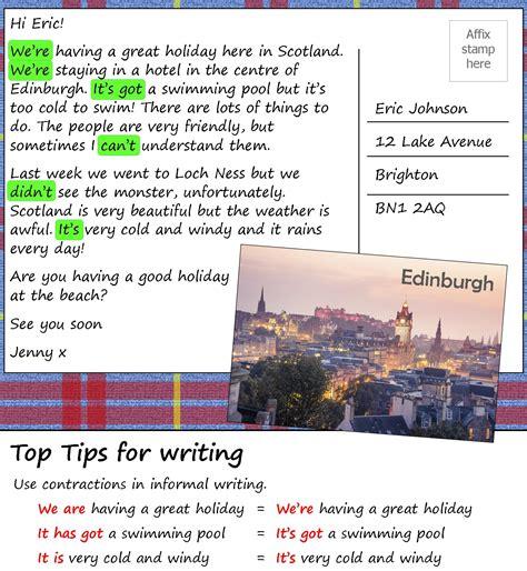 a postcard from scotland learnenglish teens british