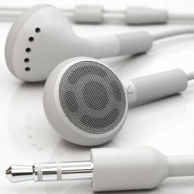 Earphone Model Apple Apple Earphones 3d Model