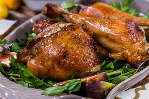 spatchcocked turkey recipe home family hallmark channel
