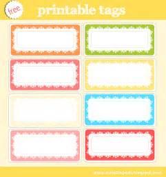 scrapbook templates printable 8 best images of free printable tag school free