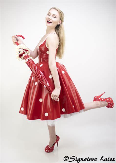 Polkadote Style Blue Orange Mini Dress dress dresses dress dress mini dress skater