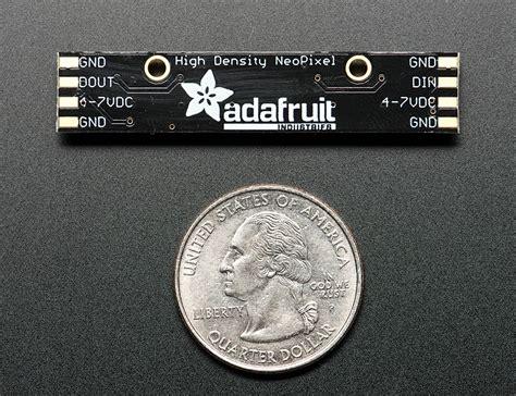 En Neopixel Stick 8 X Ws2812 5050 Rgb Led 501426 neopixel stick 8 x ws2812 5050 rgb led with integrated drivers da adafruit a 6 39