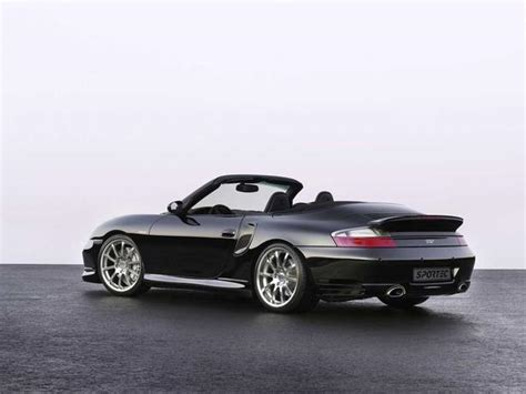 Power Max Plus Spotec sportec sp580 porsche 996 turbo cabriolet