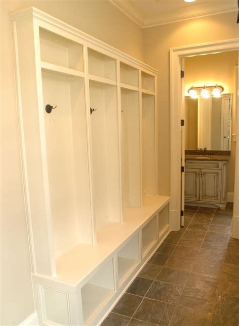 built in bench mudroom narrow benches for hallway woodworking projects plans