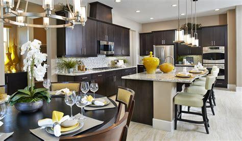Hanford Kitchen by Richmond American Homes Summerlin Las Vegas Nv