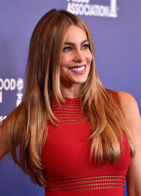 Sofia Vergara Hairstyles by Sofia Vergara Layered Cut Layered Cut Lookbook Stylebistro