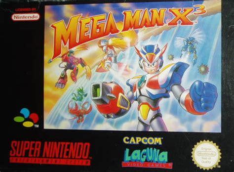 megaman x3 mega x3 bomb
