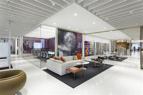 home design showrooms houston knoll houston offices and showroom architect magazine