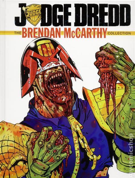 libro judge dredd the complete judge dredd the complete brendan mccarthy hc 2017 idw comic books