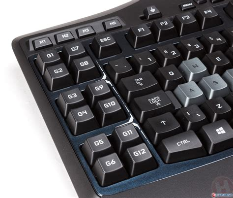 Keyboard Logitech G19s logitech g19s gaming keyboard review on
