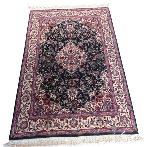 Area Rug 4x6 4x6 Kashan Rug Traditional Area Rugs By Rug Galaxy