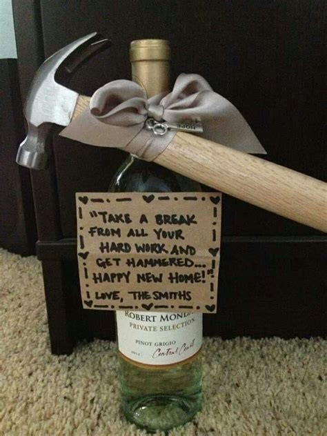 new house gift pinterest