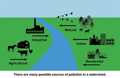point vs non point water pollution whats the difference