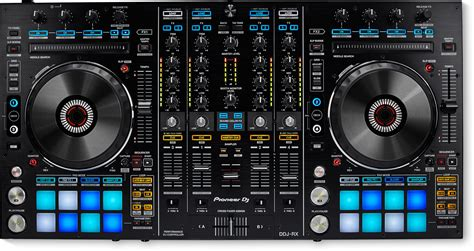 console mixer dj pioneer ddj rz und ddj rz