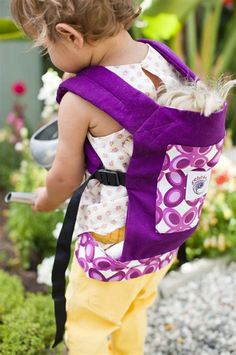Gendongan Ergo Baby Purple Mystic doll carriers are back in stockergobaby ergobaby