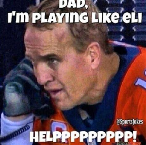 Peyton Manning Memes - petyon manning memes