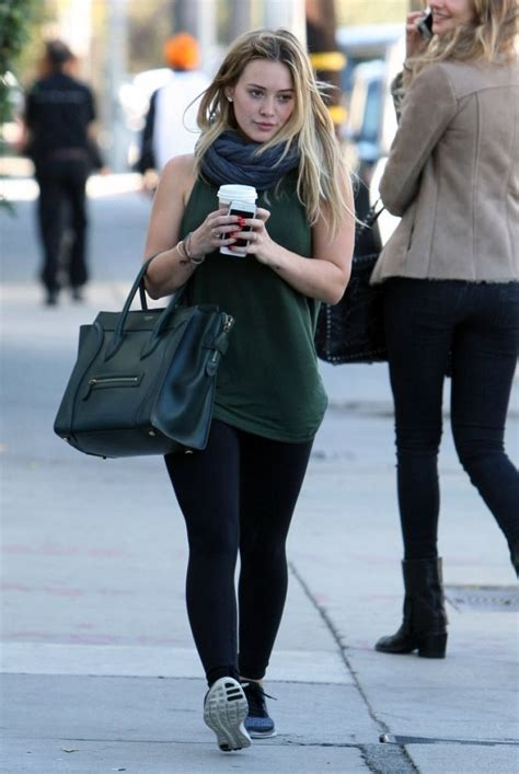 Fashions By Hilary Duff by Hilary Duff Style Out In West