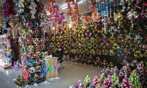 Train Christmas Ornaments - working holiday china s christmas village global times