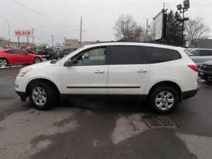 2011 chevrolet traverse ls ontario used car for sale