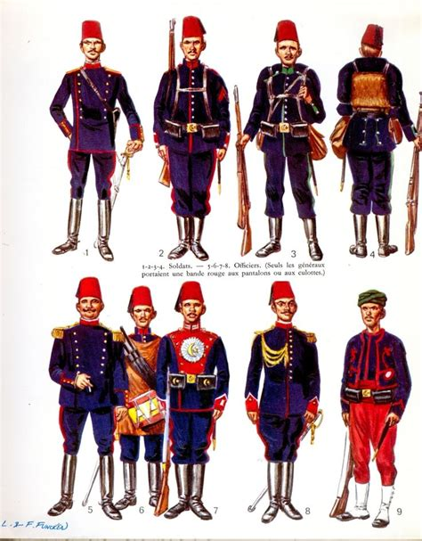 ottoman army uniforms 344 best images about ottoman army on pinterest helmets