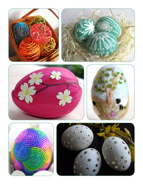 Easter Eggs Handmade - etsy 171 lark crafts