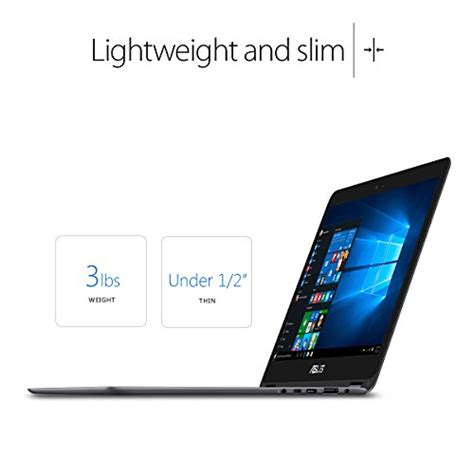 Laptop Asus I5 13 3 Inch asus ux360ca ah51t 13 3 inch touchscreen convertible laptop fhd i5 7y54 8g 512g
