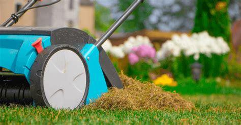 Wann Den Rasen Vertikutieren by Rasen Vertikutieren Wann Wozu Mehr Vom Garten