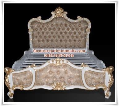 Dipan Kayu Mahoni dipan kayu bed racoco dipan kayu modern dipan kayu mahoni