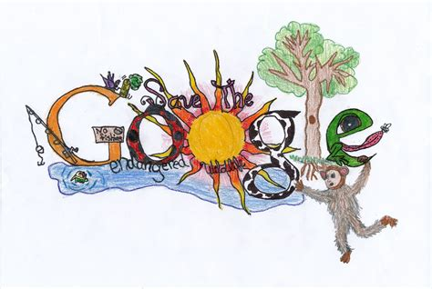 doodle competition doodle for search doodles