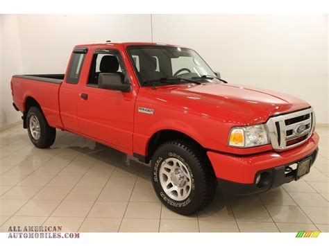 2011 Ford Ranger Xlt by 2011 Ford Ranger Xlt Supercab 4x4 In Torch A51177
