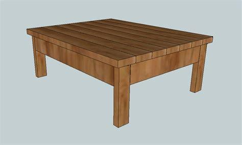 Easy Diy Coffee Table by Easy Diy Coffee Table Furniture Addiction