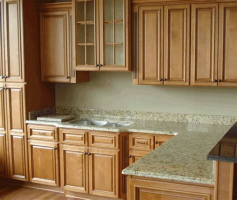 Kitchens Without Islands by Kitchen Cabinets Caramel Maple Craftsmen Network