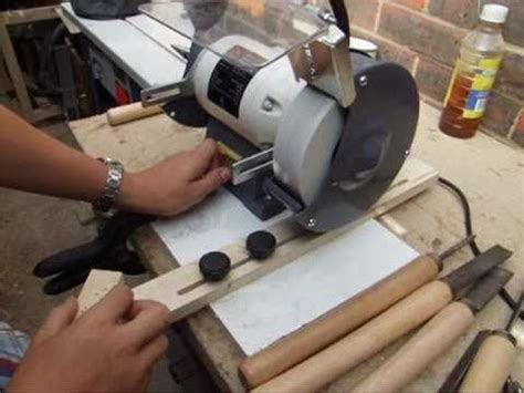 how to sharpen chisels on a bench grinder shops the o jays and turning tools on pinterest