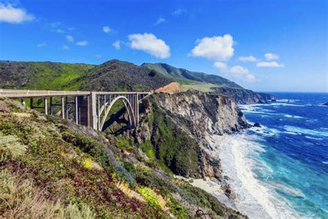 Pch Big Sur - see the country while getting paid logistick com
