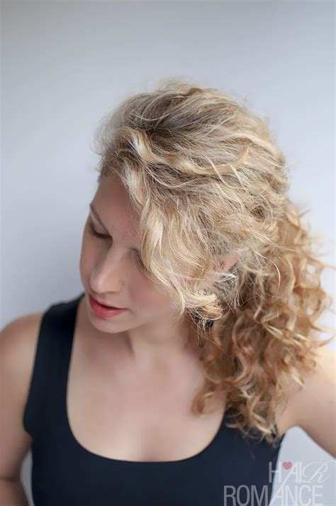 crops for thin frizzy hair 17 best ideas about curly ponytail on pinterest curly