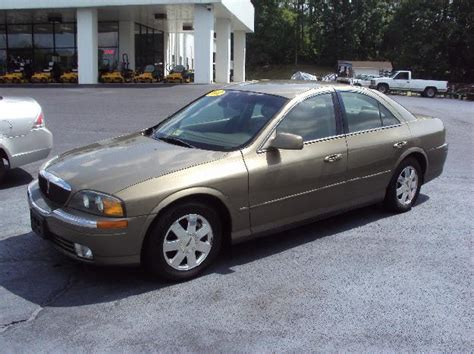 2002 lincoln ls for sale 2002 lincoln ls v8 cars for sale