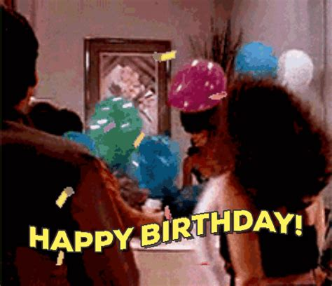 Magic Meme Gif - happy birthday gif funny bday animated meme gifs