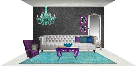 peacock inspired living room quirk it design colors of peacock