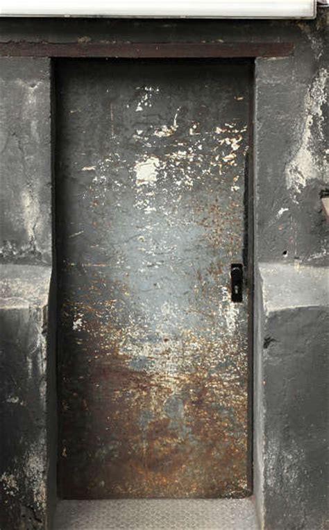 doorssinglerusted  background texture door