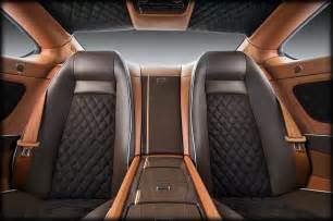 how to shoo car interior at home bentley continental by vilner studio 2012 interior design interiorshot