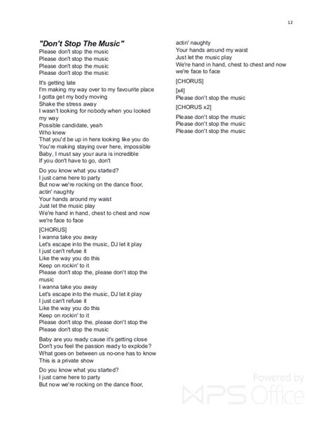 rihanna testo rihanna hit lyrics