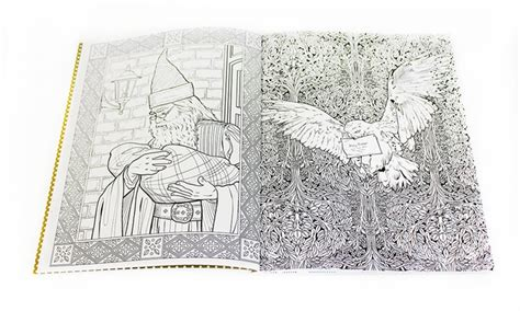 harry potter coloring book groupon harry potter coloring book groupon goods