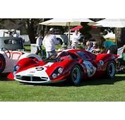 Ferrari 412 P  Chassis 0854 Entrant James Glickenhaus